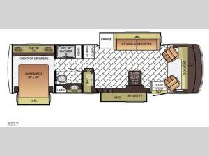 Bay Star 3227 Floorplan Image