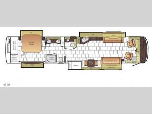 Mountain Aire 4518 Floorplan Image