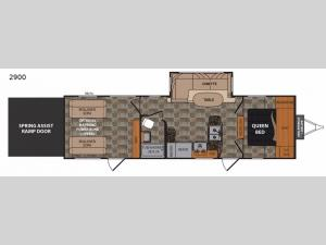Rubicon 2900 Floorplan Image