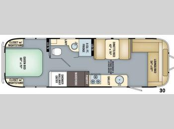New 2017 Airstream RV Flying Cloud 30 Photo
