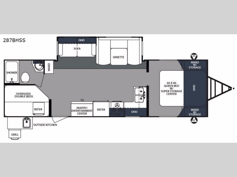 surveyor travel trailer rv sales 22 floorplans