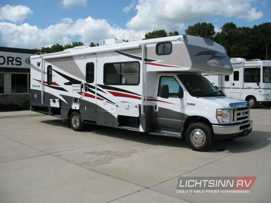 Innovative Used 2006 Winnebago Minnie Winnie 30V Motor Home Class C At Lichtsinn RV  Fo