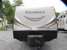 New 2015 Keystone RV Passport 31RE Elite Photo