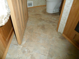 Bathroom Flooring Replacement