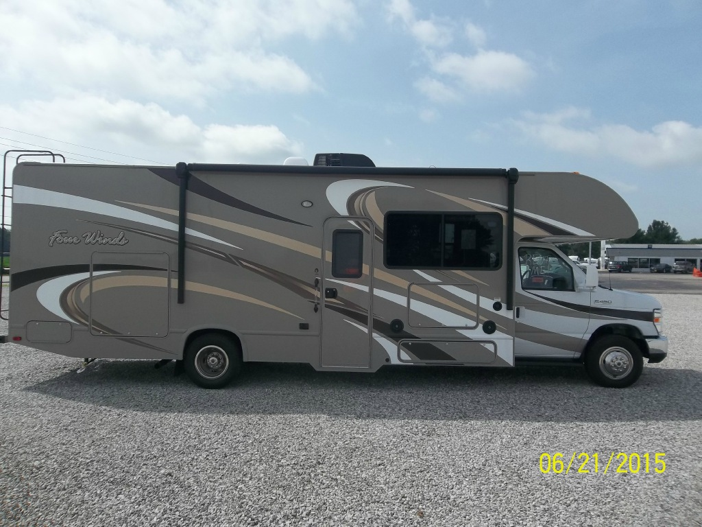 New 2016 thor motor coach four winds 29g motor home class Thor motor coaches