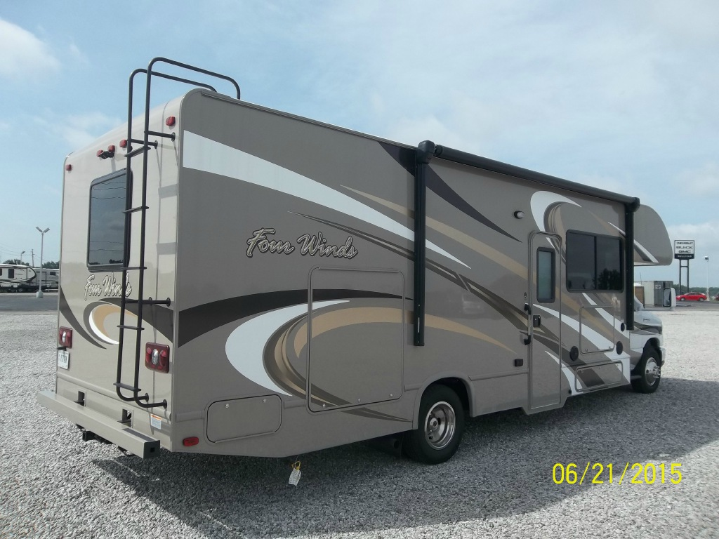 New 2016 thor motor coach four winds 29g motor home class for Thor motor coach four winds