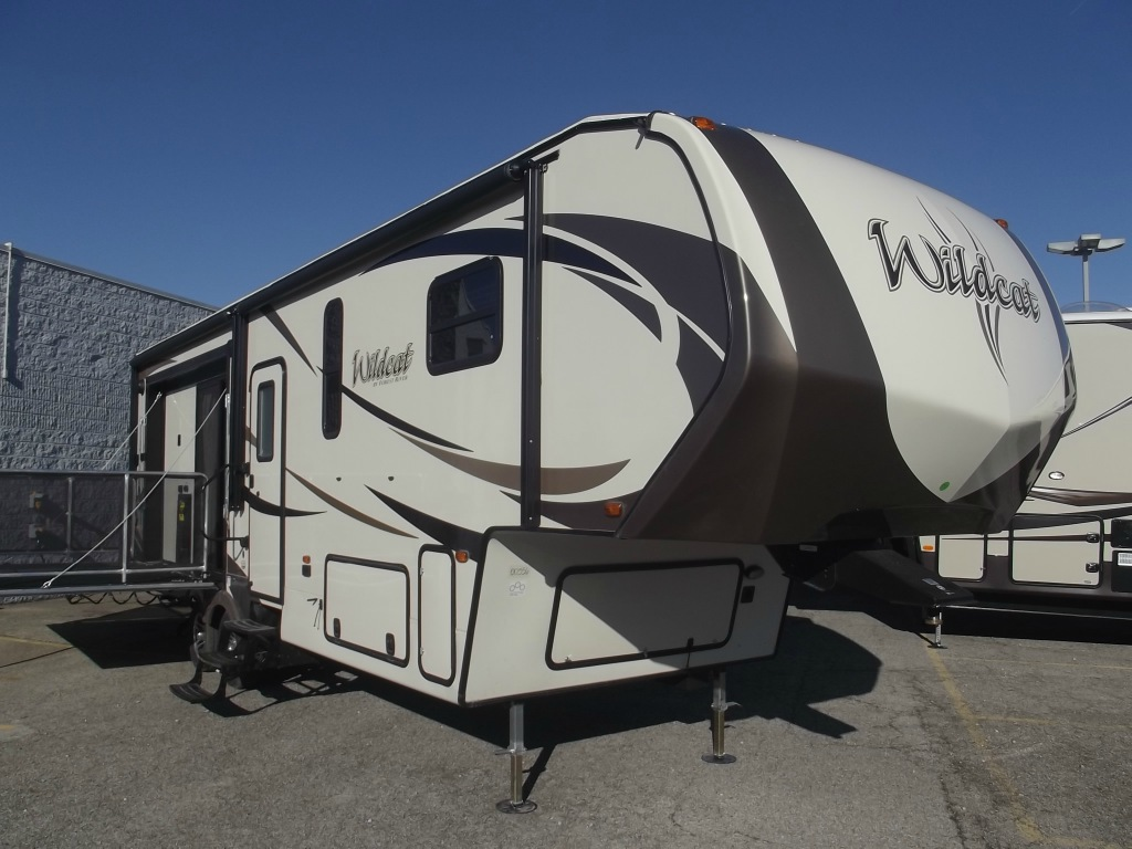Wildcat Fifth Wheels Travel Trailers By Forest River Rv