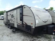 Used 2017 Forest River RV Cherokee Grey Wolf 26DBH Photo