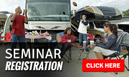 RV Seminars at Wilkins RV