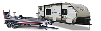Pre-Owned Boats and RVs