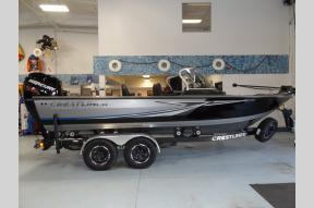 New 2018 Crestliner Raptor 2100 Photo
