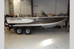 New 2018 Crestliner Sportfish 1950 SST Photo