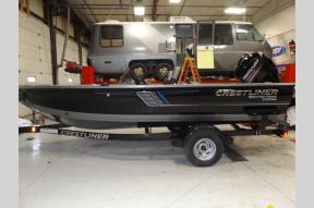 New 2018 Crestliner Fish Hawk 1850 SC Photo