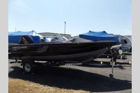 New 2018 Crestliner Fishhawk 1650 Photo