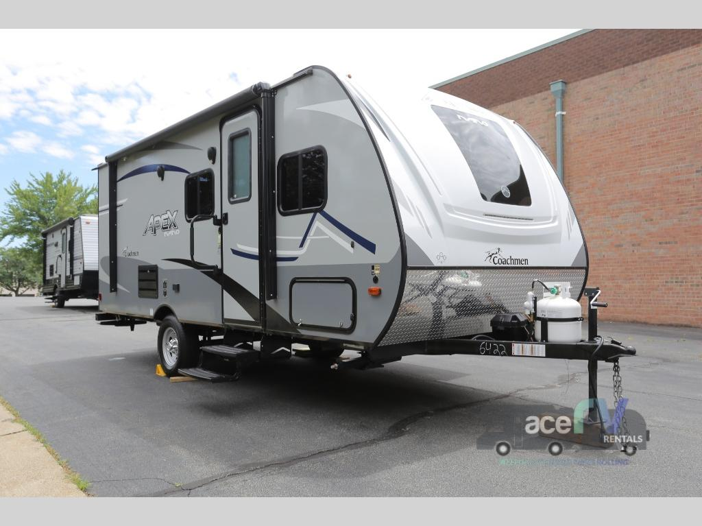 Used 2020 Coachmen RV Apex Nano 193BHS Travel Trailer at Ace RV