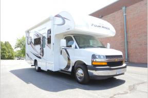 Used 2021 Thor Motor Coach Four Winds 23U Chevy Photo