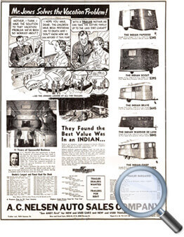 click here to see our ad from 1938
