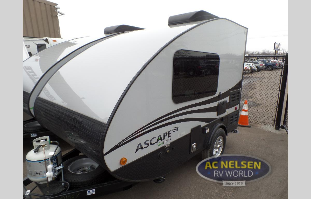 New 2019 ALiner Ascape ST Travel Trailer at AC Nelsen RV