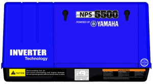 NPS Yamaha Generator Exclusive on Forest River RVs