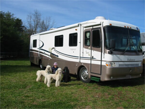 2017 Endeavor in Bob Ledford's Adventure Motorhomes