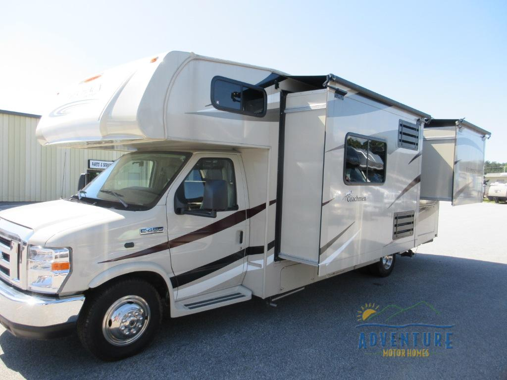 Used 2018 Coachmen RV Leprechaun 260DS Ford 450 Motor Home