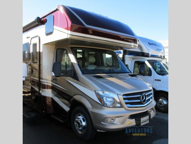 New 2019 Dynamax isata 3 24FW Motor Home Class C - Diesel at
