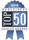 RV Business Top 50 Dealer Award
