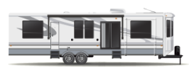 Destination Travel Trailer