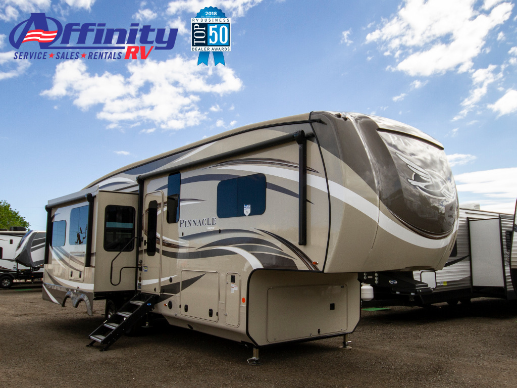 New 2020 Jayco Pinnacle 32RLTS Fifth Wheel at Affinity RV