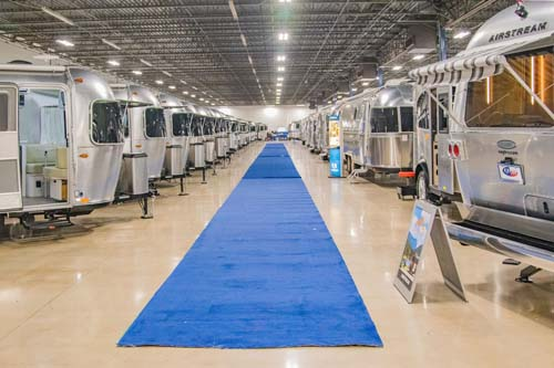 Airstream Showroom