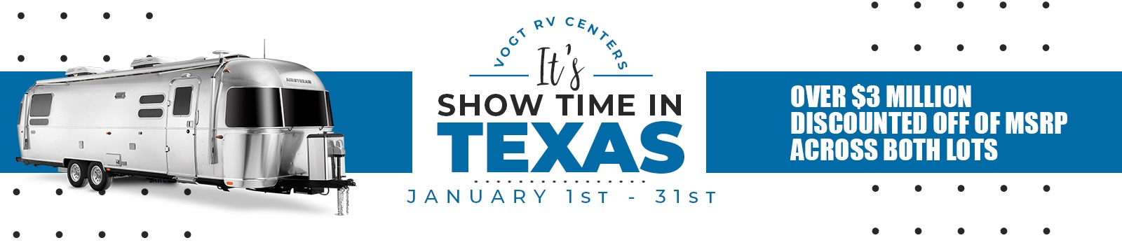 Show Time in Texas