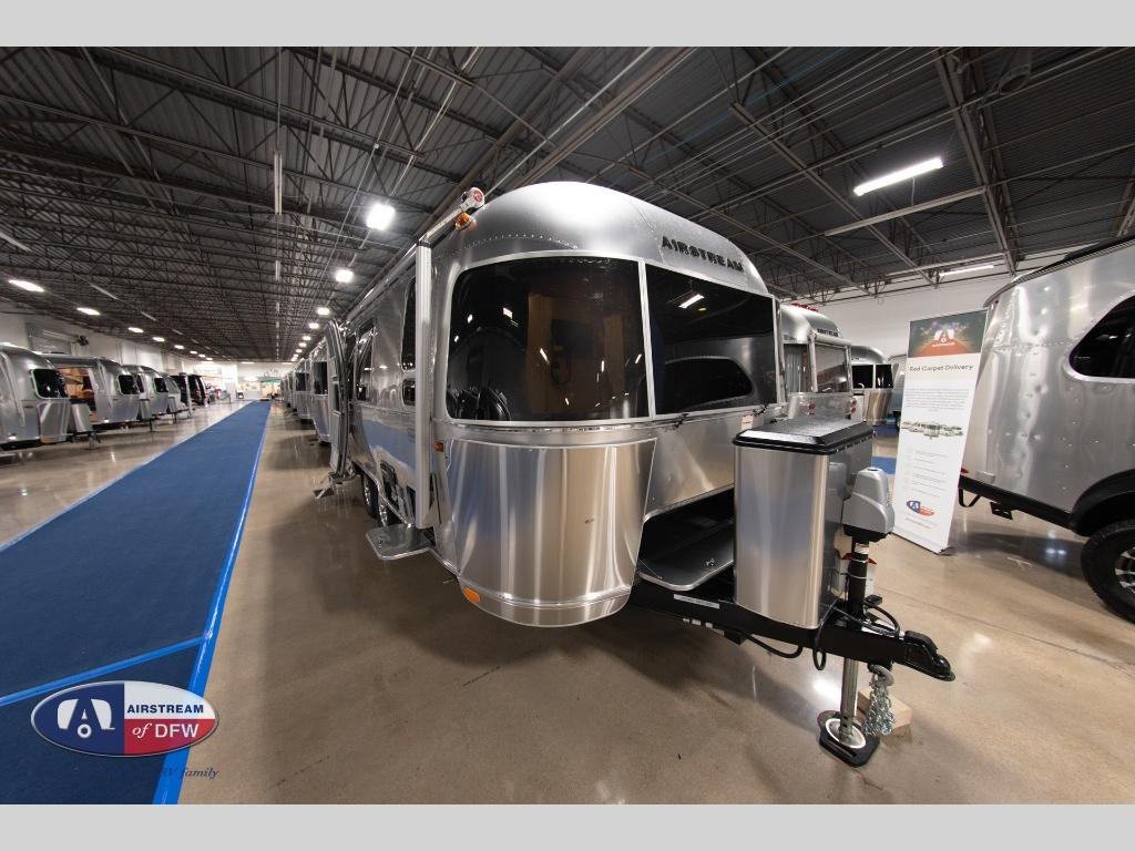 New 2020 Airstream Rv Globetrotter 23fb Twin Travel