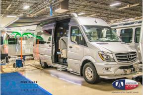 New 2019 Airstream RV Interstate Lounge EXT Std. Model Photo