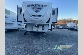 New 2021 Forest River RV Sabre 37FLL Photo