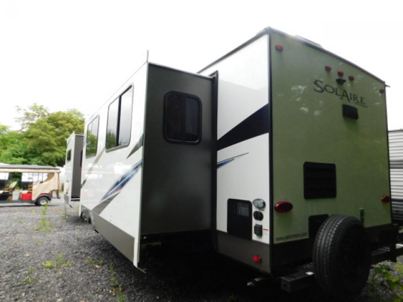 New 2019 Palomino Solaire Ultra Lite 304rkds Travel