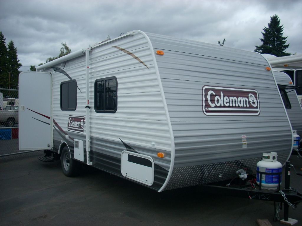 Pre Owned Destination Travel Trailers