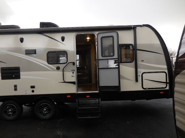 Forest River Motorhomes >> New 2016 Forest River RV Vibe Extreme Lite 245BHS Travel ...