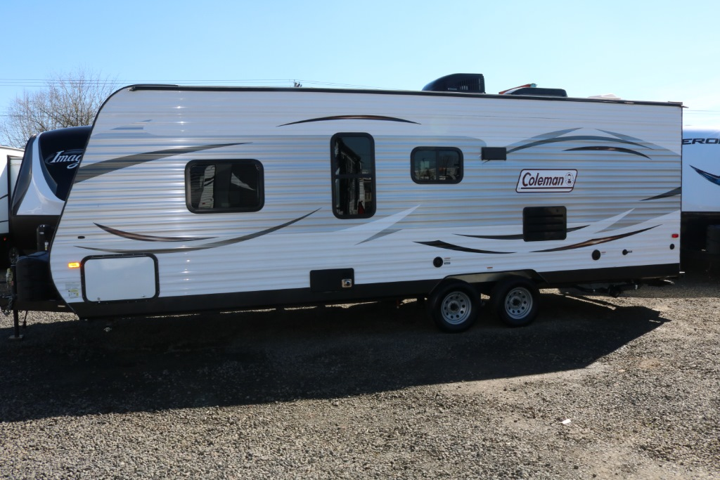 Salem Travel Trailers Used
