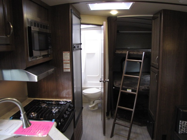 New 2018 Dutchmen Rv Aerolite Luxury Class 242bhsl Travel
