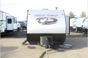 New 2019 Forest River RV Cherokee Grey Wolf 27DBS Photo
