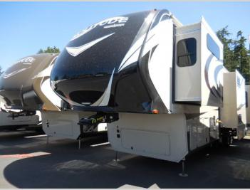 New 2017 Grand Design Solitude 375RE Photo
