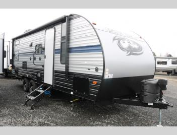 New 2019 Forest River RV Cherokee Grey Wolf 22BH Photo