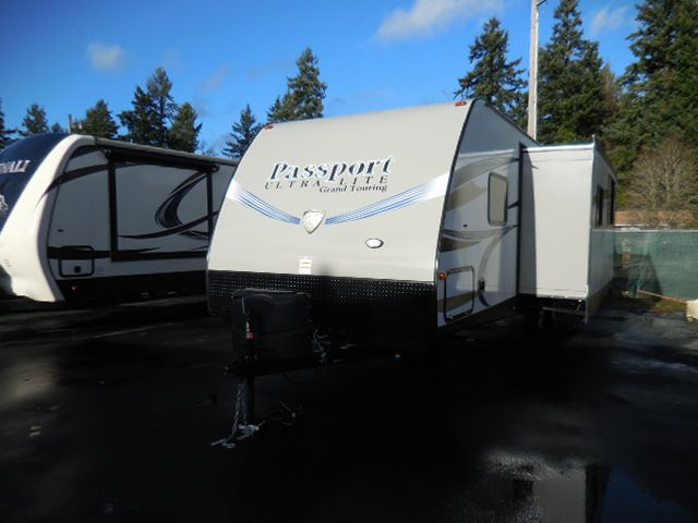 New 2016 Keystone RV Passport 2810BHWE Grand Touring Photo