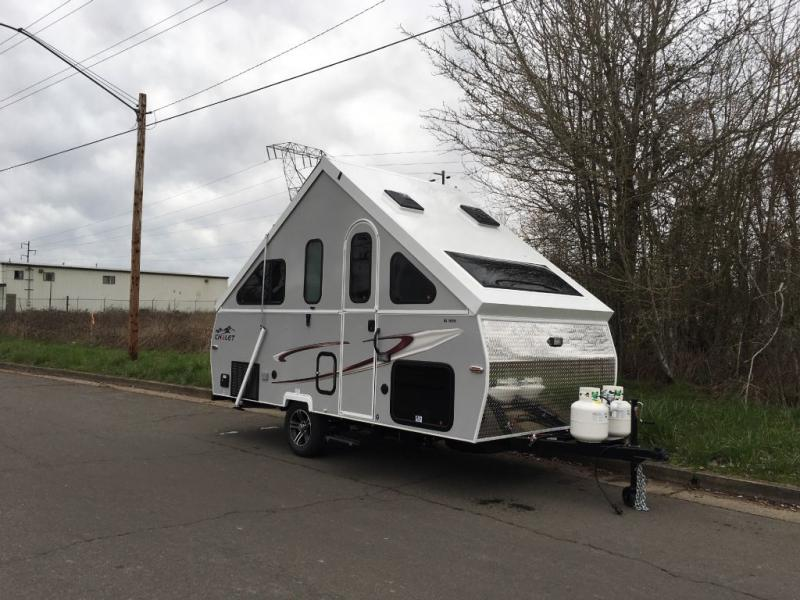 New 2016 Chalet A-Frame XL 1920 Photo