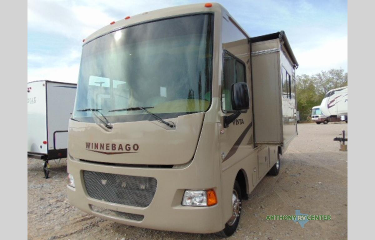 Used 2014 Winnebago Vista 26he Motor Home Class A At