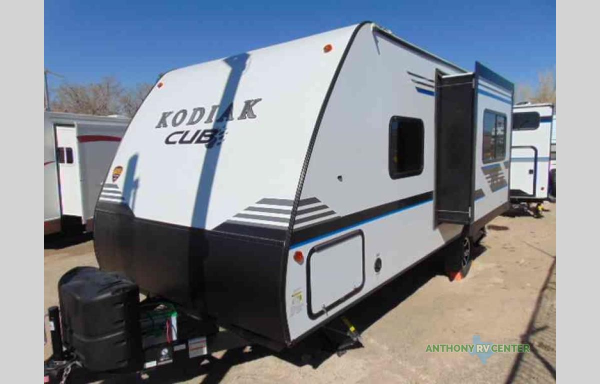 New 2019 Dutchmen Rv Kodiak Cub 185mb Travel Trailer At