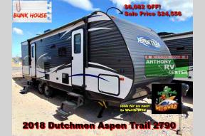 New 2018 Dutchmen RV Aspen Trail 2790BHS Photo