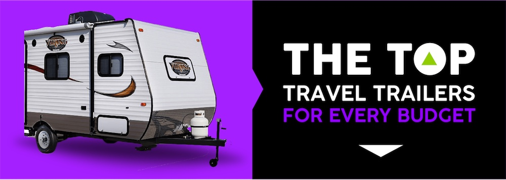 Travel Trailers from Freedom RV