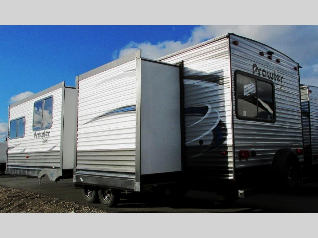 New 2018 Heartland Prowler 32LX Travel Trailer at Appleway