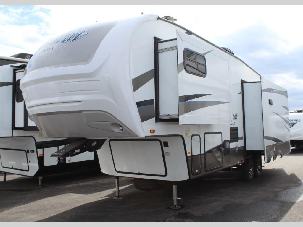 New 2019 Forest River RV Wildcat Maxx 295RSX Fifth Wheel at